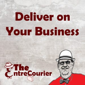 Podcast for Delivery Independent Contractors | The Entrecourier