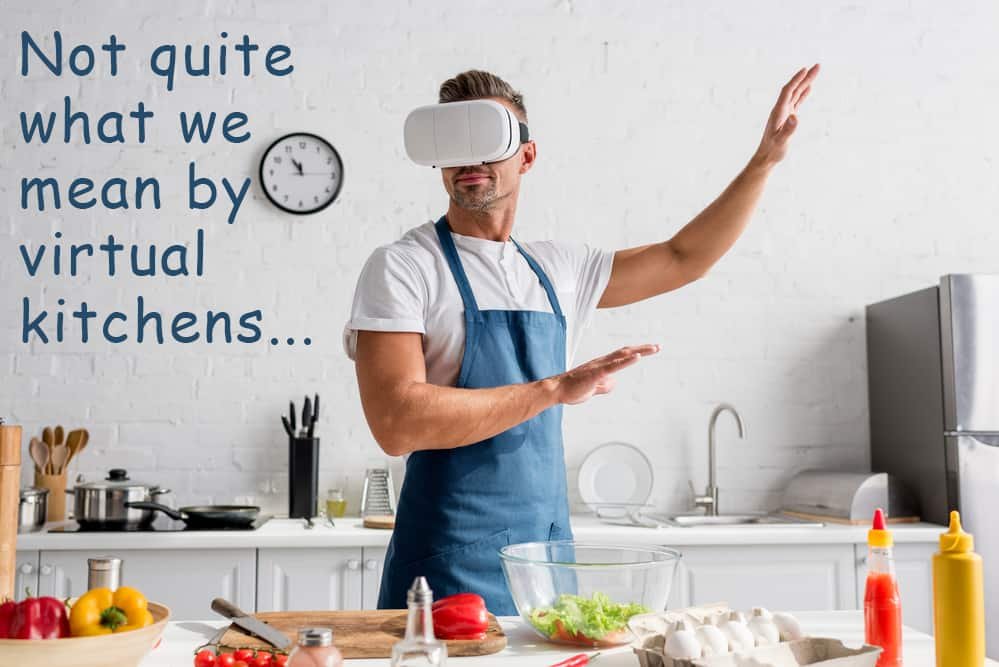Travis Kalanick's involvement in Virtual or Cloud Kitchens may change the delivery world