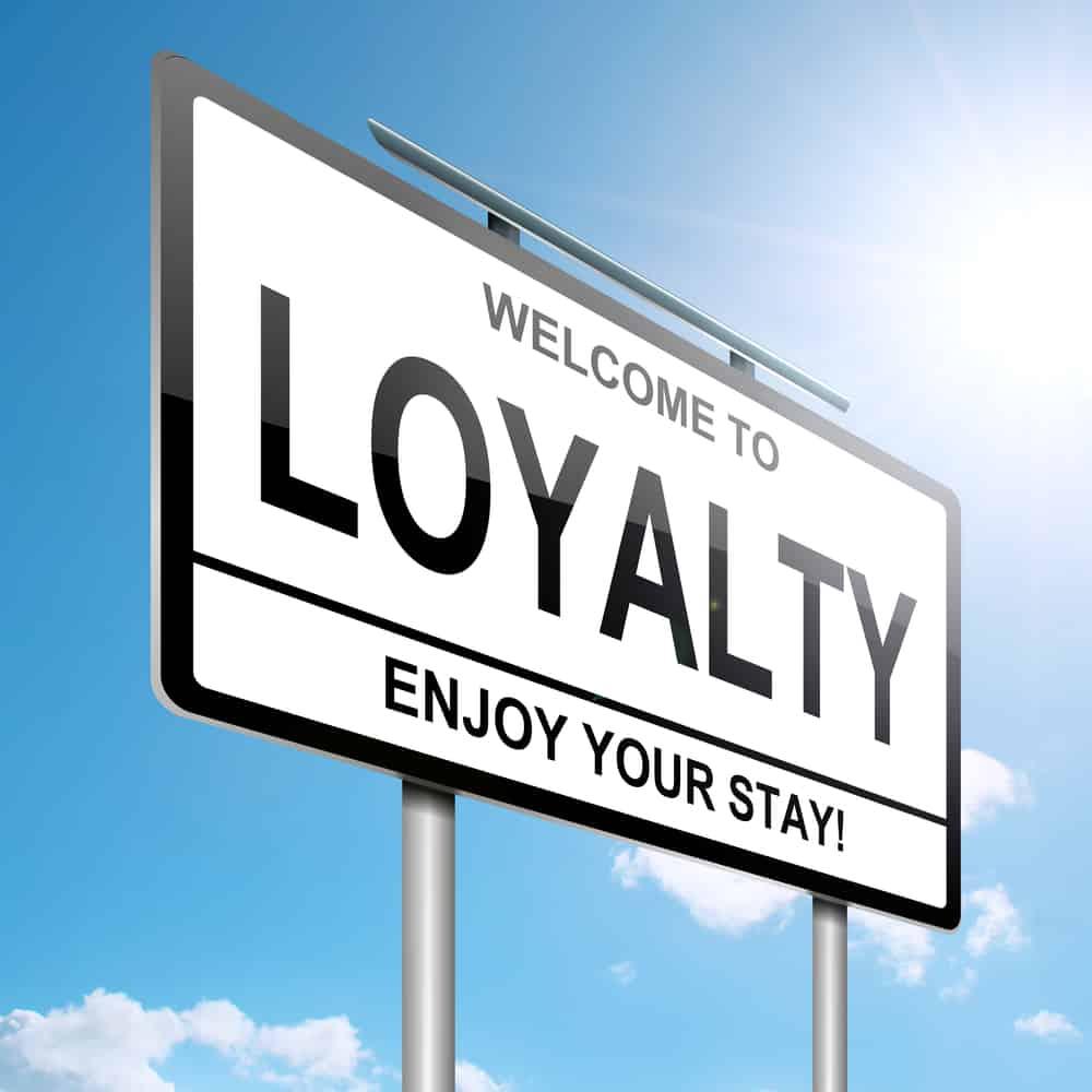 How can a company like Grubhub, Doordash, Postmates, Uber Eats, etc., earn my loyalty?