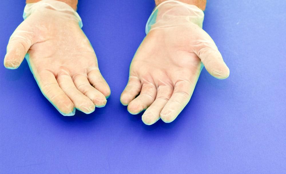 Should I wear gloves when delivering for Doordash, Uber Eats, Postmates, Grubhub or other delivery gigs?