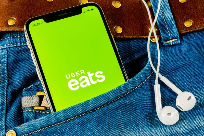 What is it like to deliver for Uber Eats?