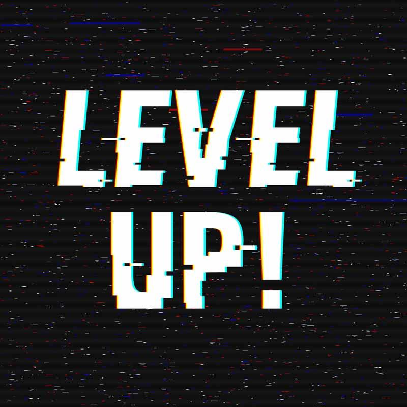 Level Up graphic for Grubhub program levels