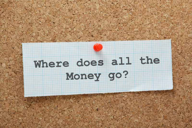 What are your expenses? What does it cost to run your delivery business? How does that impact your taxes?