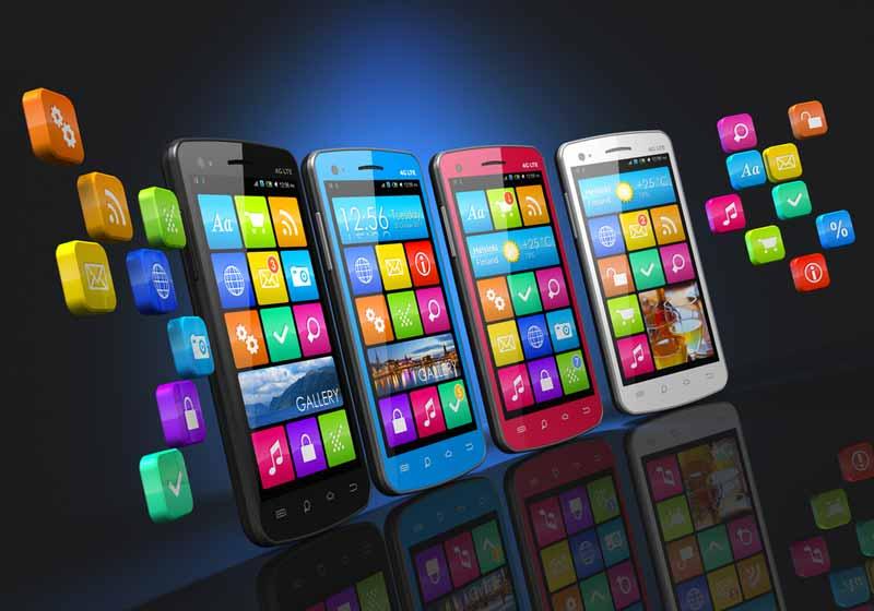 multiple apps on multiple phones